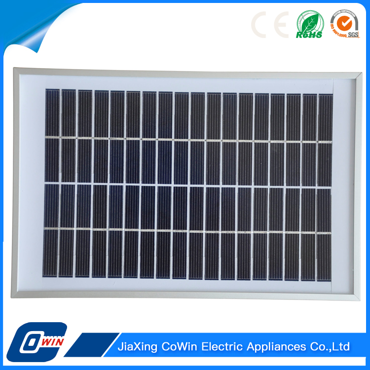 China Factory Offer 5W Cheap Photovoltaic Cell Solar Panel