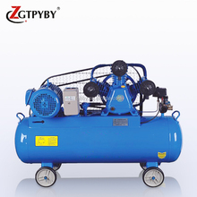 piston air compressor head for drilling rig oil lubricant air compressor 500 liter
