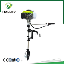 4-Sroke Chinese Brush Cutter Boat Engine Wholesale Sail Outboard Motor with EU - II approval HLBD142