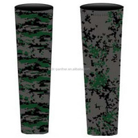promotional sports cheap custom nylon spandex arm sleeve