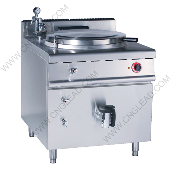 700/900 Series Gas Indirect Jacketed Boiling Pan