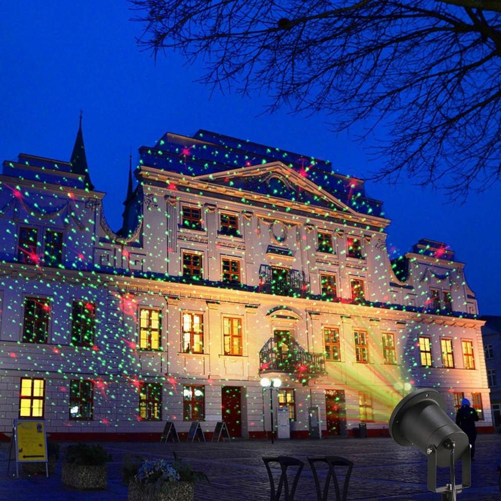star projector christmas lights