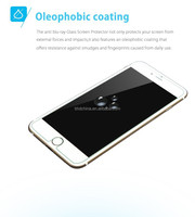 High quality Anti blue light screen protector tempered glass film For iphone 6