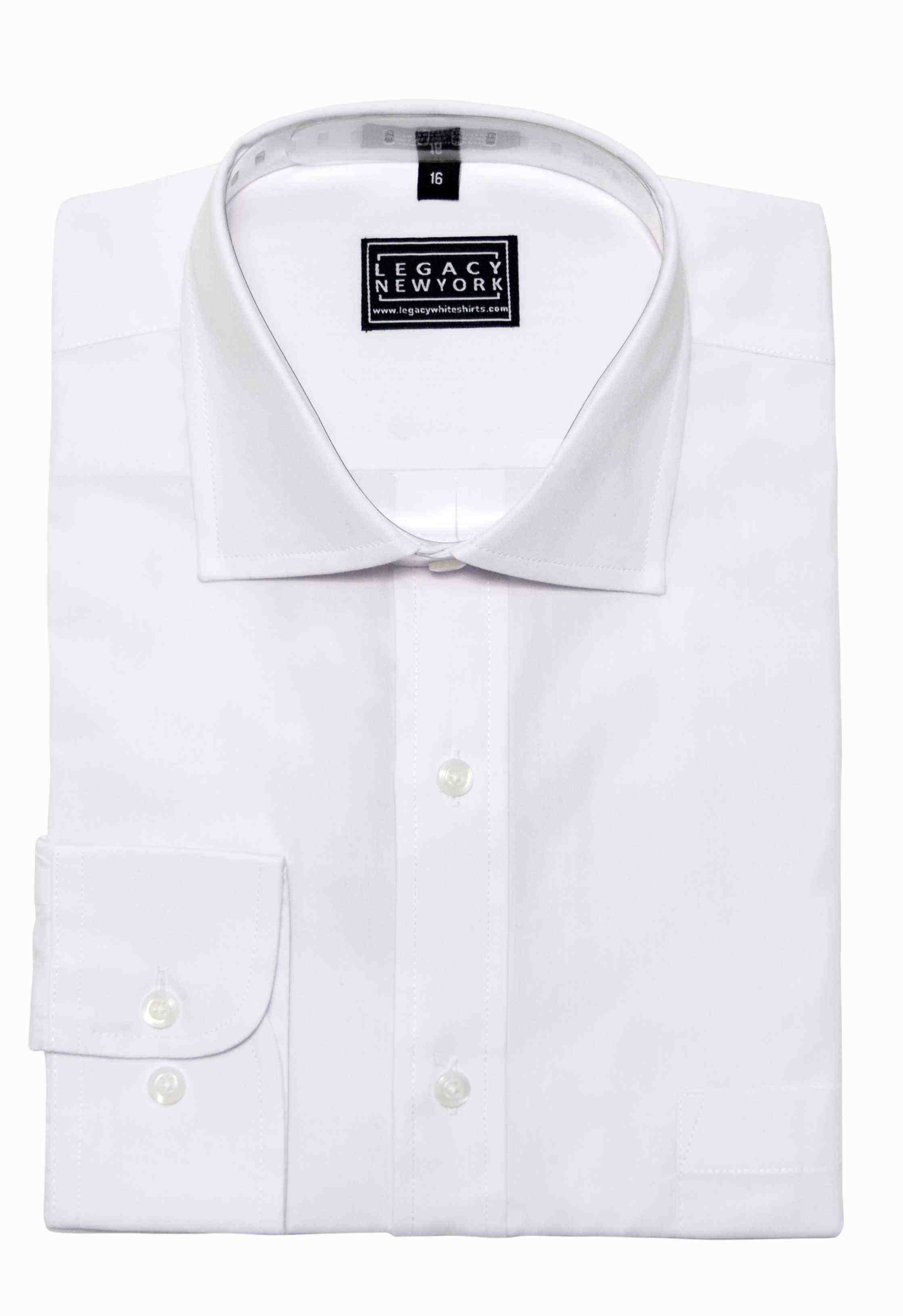 Mens White Dress Shirts Stock Lot Close Out
