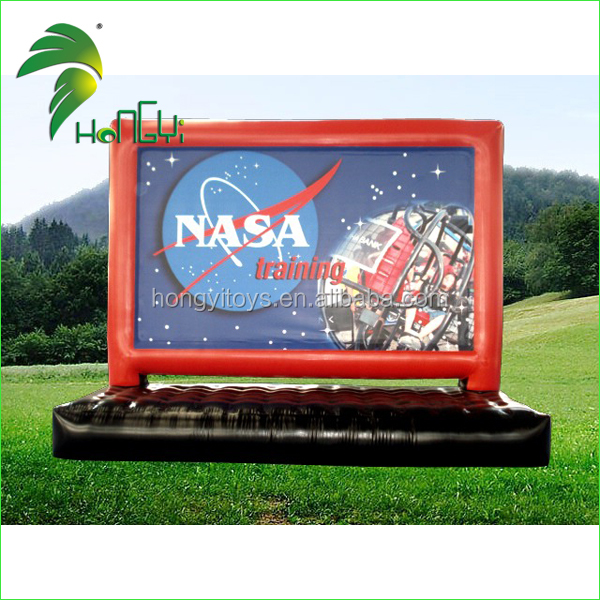 commercial promotion inflatable custom billboard, inflatable billboard
