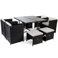 KD rattan cube furniture RL-l1600