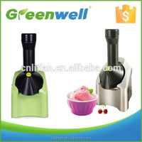 Various transports acceptable DIY flavor home fruit ice cream maker made in china