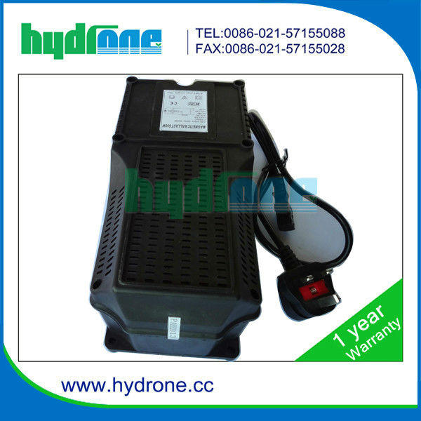 magnetic ballast for hid hydroponics lamps 600w