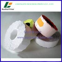 High quality manufacturer custom strong adhesive stickers printing