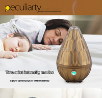 Family Office Medical Ionizer Ultrasonic Humidifier
