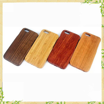 For phone 5 wood case/for iphone 6 case/wood case wholesale