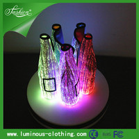 Glowing Wine Bottle Cooler Champane Bag For Drink, Wine Bottle Cool Pouch