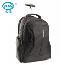 Juni Promotional High Quality Waterproof Backpack Luggage Trolley Bag