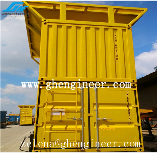 weighing and bagging machine