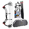 Topoint Archery Compound Bow T2,Luxury Package,CNC milling Bow Riser,RIGHT HAND,330FPS