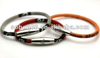 Promotional syionic strength power wristband