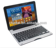 For Ipad AIR/Samsung Galaxy Tab 3 Wireless Bluetooth Keyboard Case Certificate by CE/FCC/RoHS/REACH