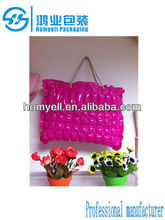cheap plastic inflatable bubble beach bag