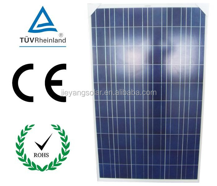 Reliable performance solar pv panel 320w for solar power station