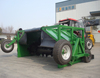 Chicken Manure Compost Turner /straw compost Windrow Turner