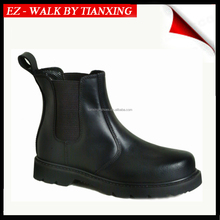 LEATHER SAFETY SHOE WITH STEEL TOE