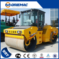 Cheap Very Hot XCMG 15 tons Mechanical three drum compactor 3Y152J