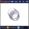 Decorative Pipe Fittings Schedule 40 Clear PC Male Adapter