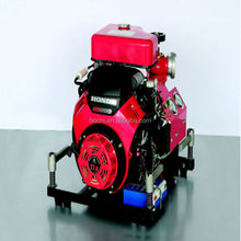 Portable Emergency Cast Iron Fire Fighting Pumps Company