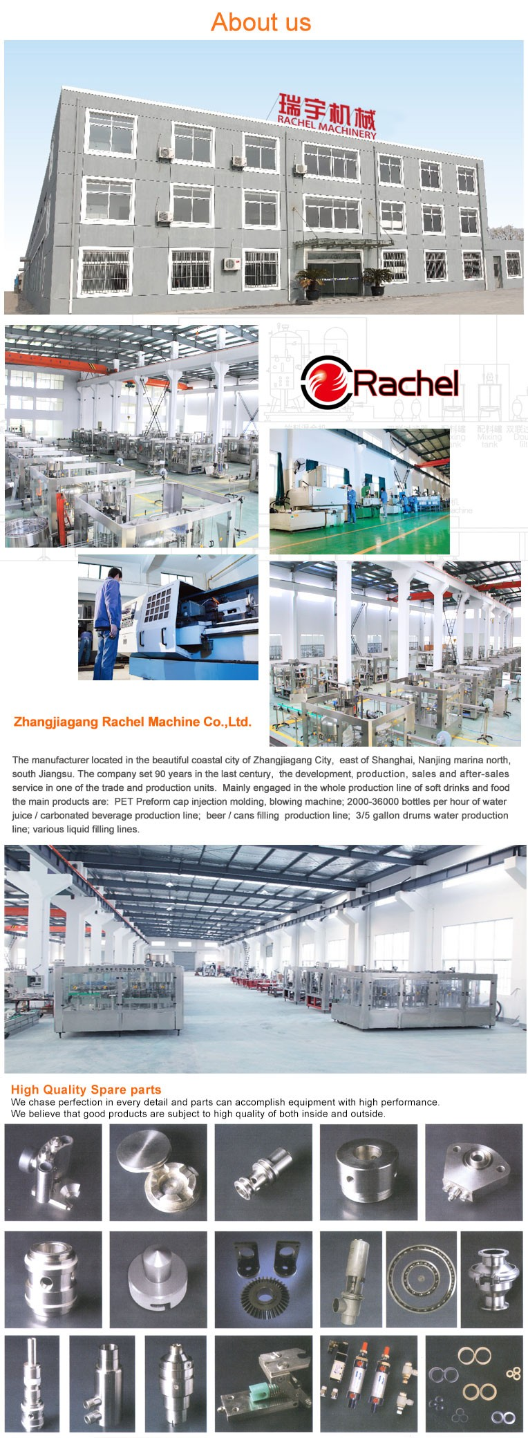 Automatic 50ml Enzyme Filling Machine
