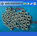high quality factory price stainless steel DIN934 hex nut m12