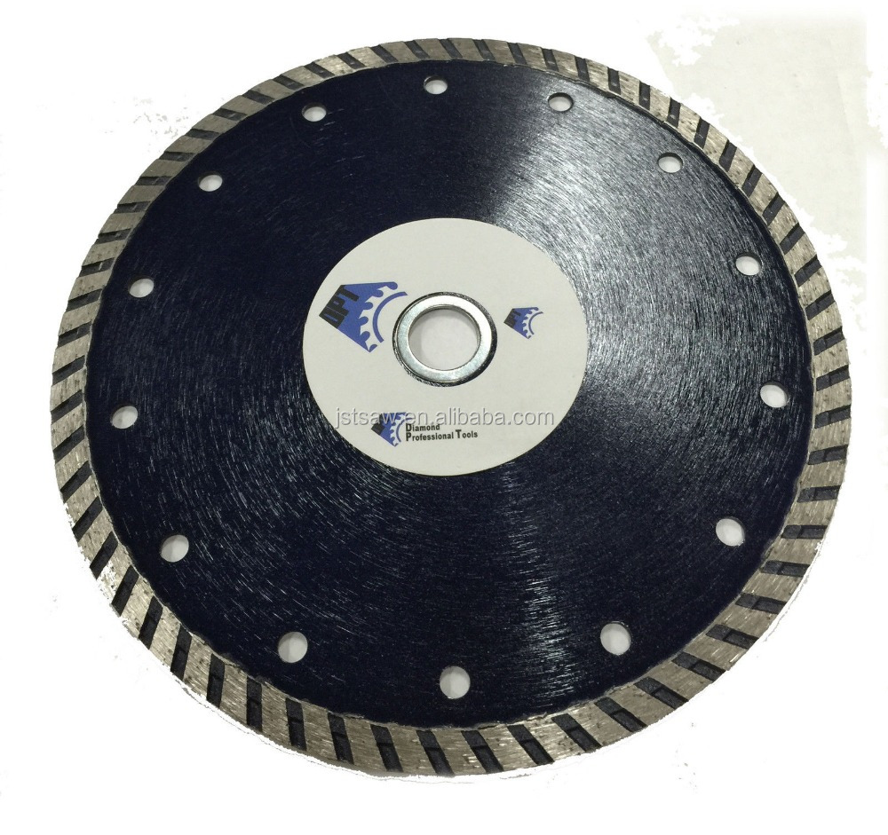 "7"" Diamond Saw Blade Turbo for Cutting Tile,Ceramic,Masonry,Concret,Stone"
