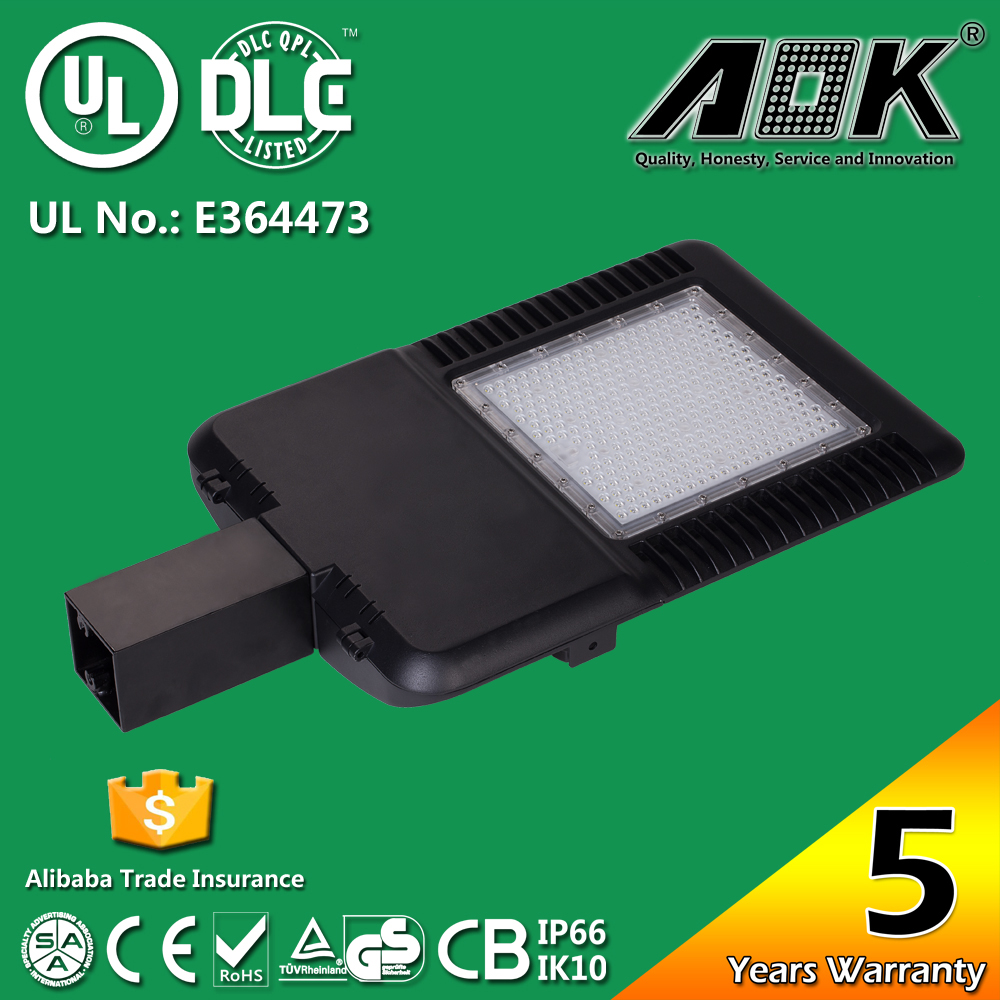 High Quality High performance daylight led slip fitter area shoebox from direct manufacturer