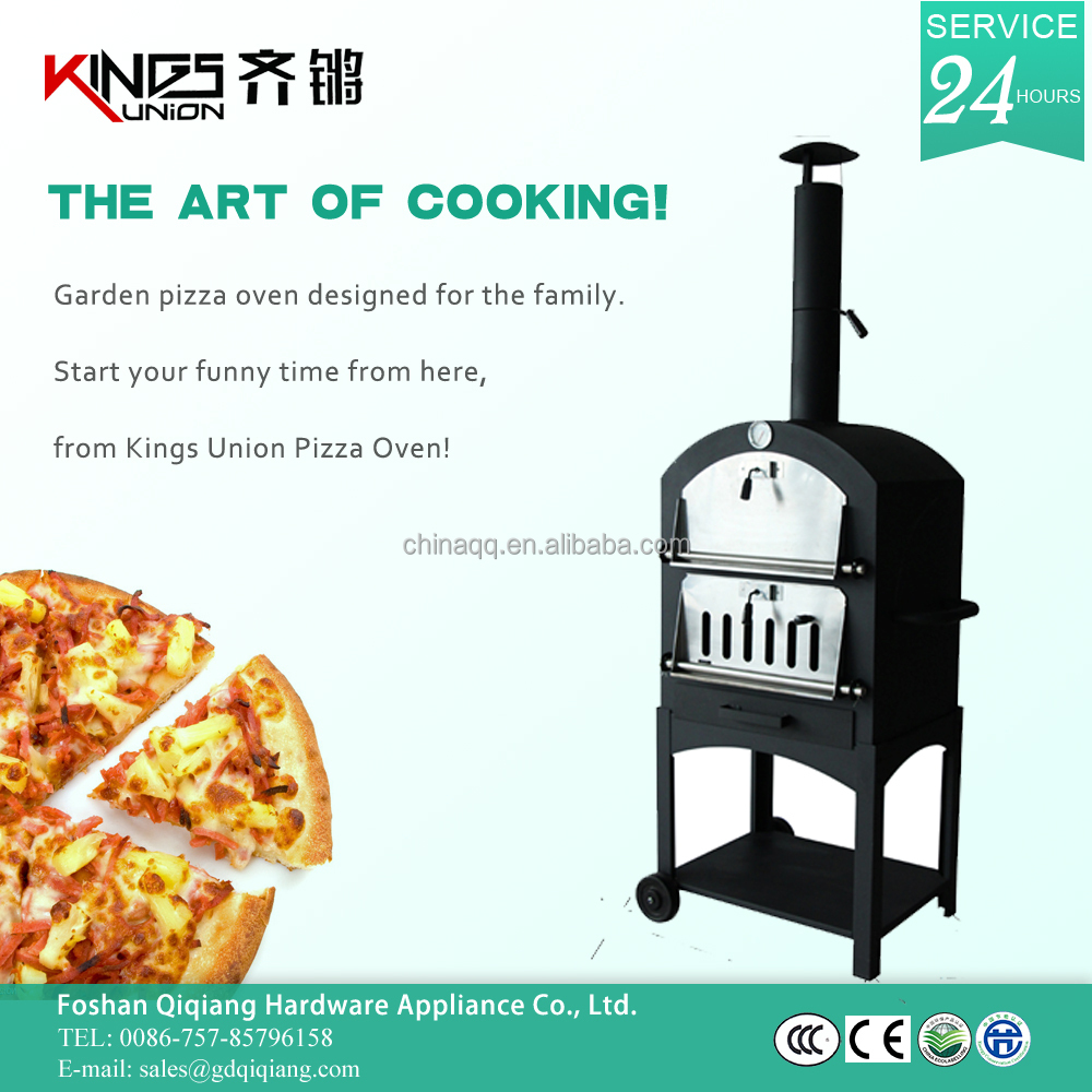 small kitchen appliance outdoor pizza oven mini pizza oven KU-002B