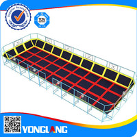 Cheap Outdoor Gymnastics Trampoline For Sale