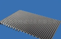 3003 Aluminum honeycomb core for honeycomb panels