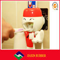2014 fashion toothbrush holder for home/automatic toothpaste dispenser toothbrush holder
