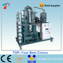 Used oil purifying vacuum online transformer oil regeneration
