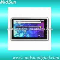 2012 best selling Capacitive 7 inch tablet pc with gsm gps WIFI Bluetooth
