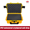 2015 Shanghai Tricases waterproof professional military plastic tool box