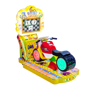 fiberglass cartoon amusement kiddie ride on toy,coin operated swing car for sale