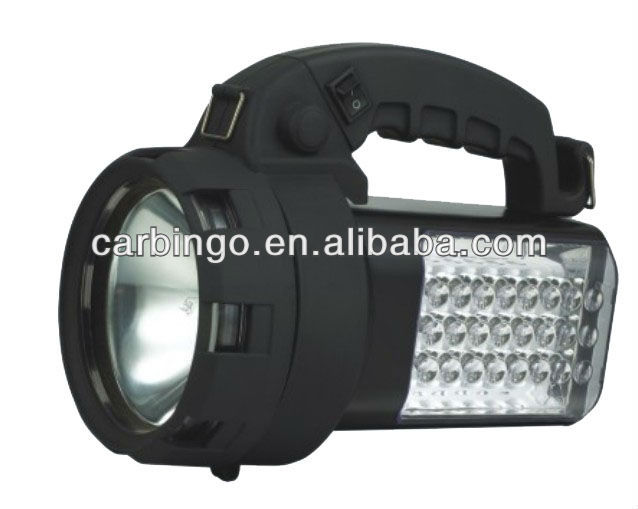 1MCP Rechargeable Outdoor LED Spotlight