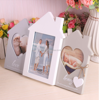 Hot Sell New Design Wedding ,birthday gift Wooden Photo Frame