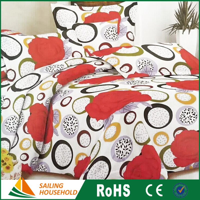 OEM cotton bed sheet sets, bed linen for sale cheap, bed duvet covers