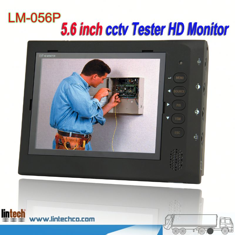 "china+supplier 5.6"" BNC connector ir digital ccd video camera with HDMI Input (LM-056P)"