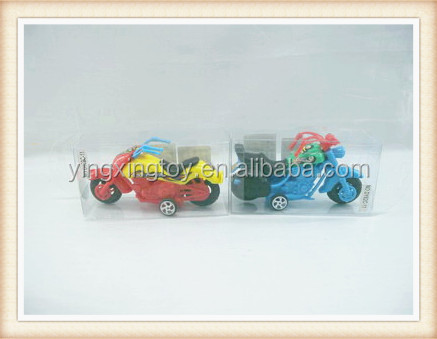 New product kids small free wheel plastic toy mini motorcycle