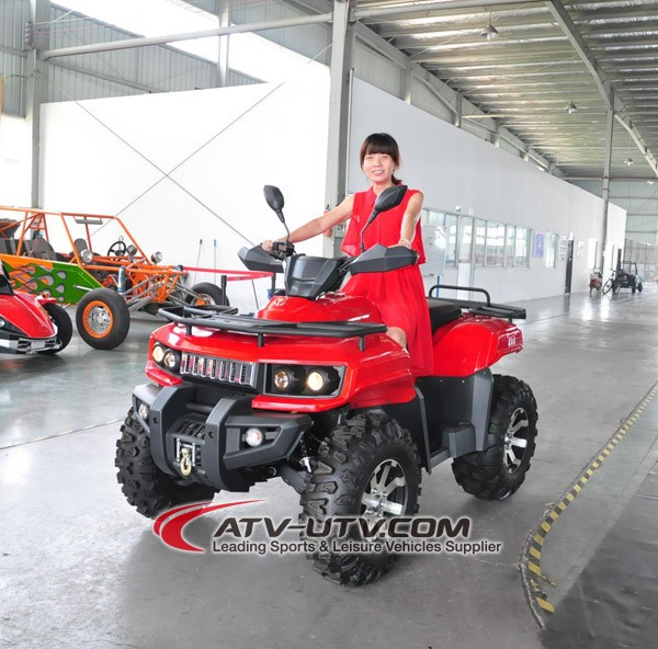 EEC 400cc utv 4x4 cheap chinese atv