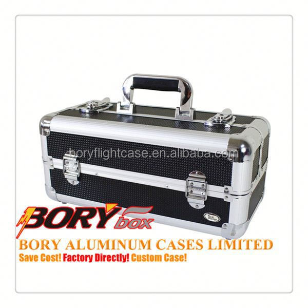 Light weight Aluminum Makeup Carrying Case