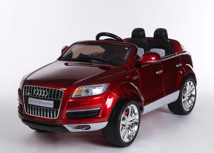 Kids Ride On Car Licenced ADI Q7 Style