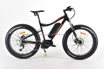 26inch 48Vmountain electric bicycle with Bafang Max Mid motor