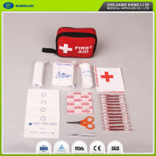 KLIDI Good Quality Car Driving Pet Care Used Small First Aid Kit From China